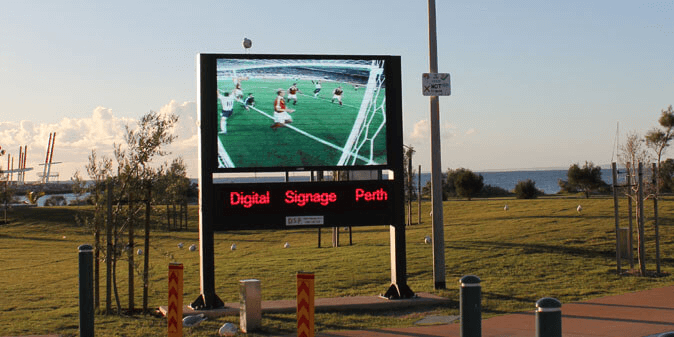 Professional LED Sign solutions Perth