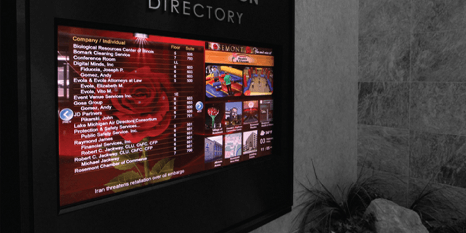 Digital Signage For Hotels Bars Amp Clubs In Perth